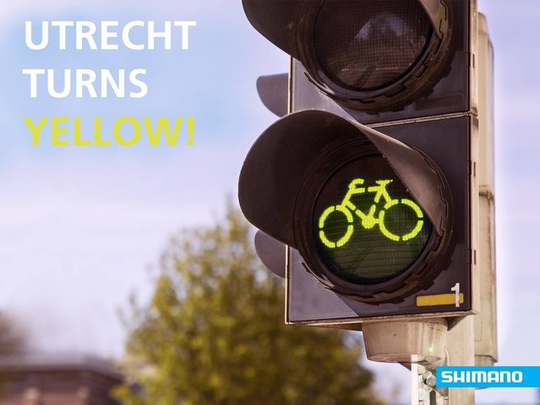 Facebookpost Tour de France 2015 - Start in Utrecht.