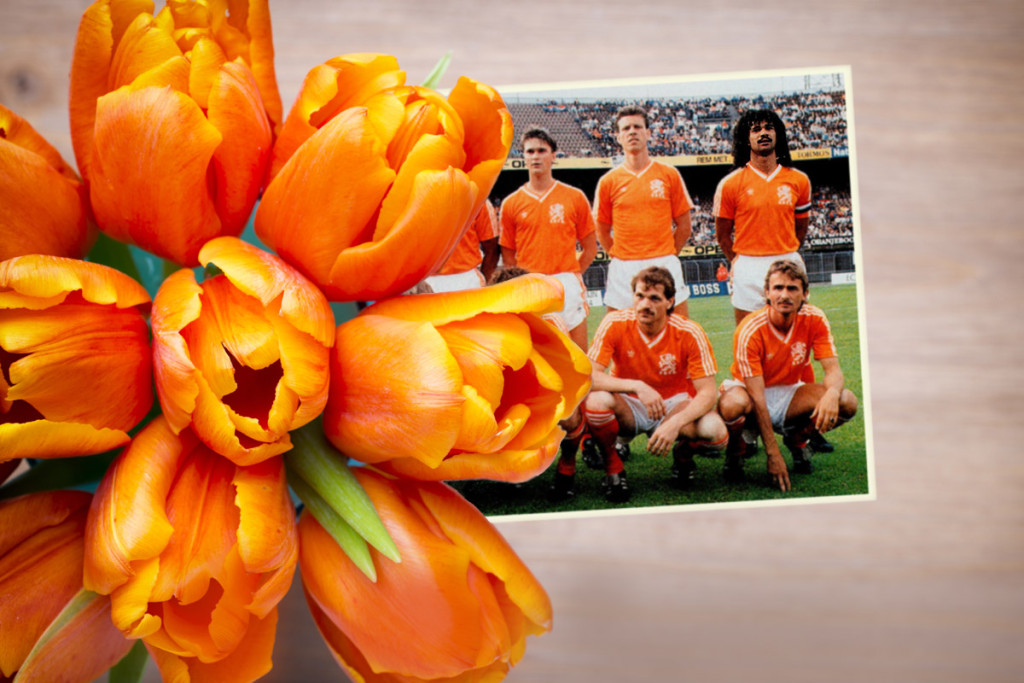 KNVB Inhaker Nationale Tulpendag 2016.